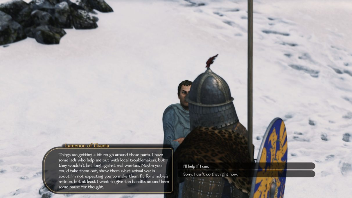 Mount And Blade 2 Bannerlord quests