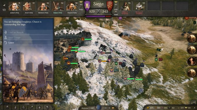 Mount And Blade 2 Bannerlord siege