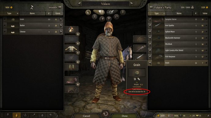 Mount And Blade 2 Bannerlord trade