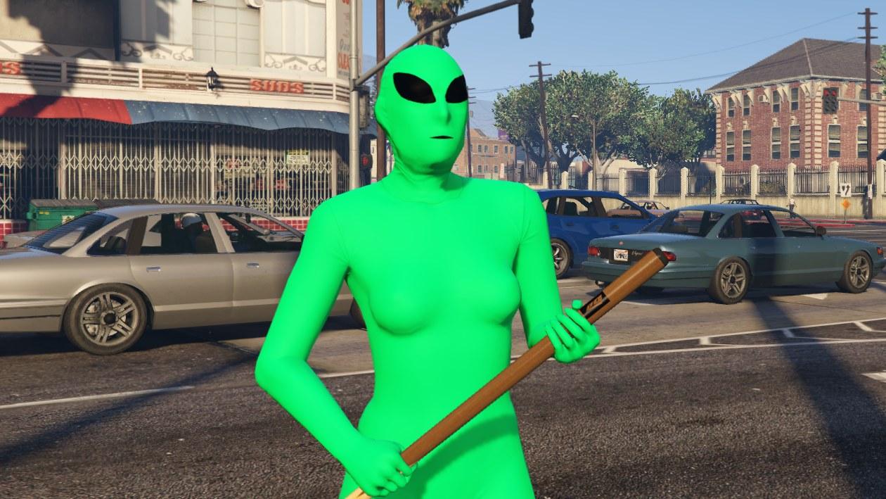 ▷ gta online: wie man ein alien-outfit bekommt