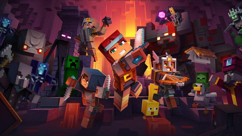 Minecraft Dungeons guide
