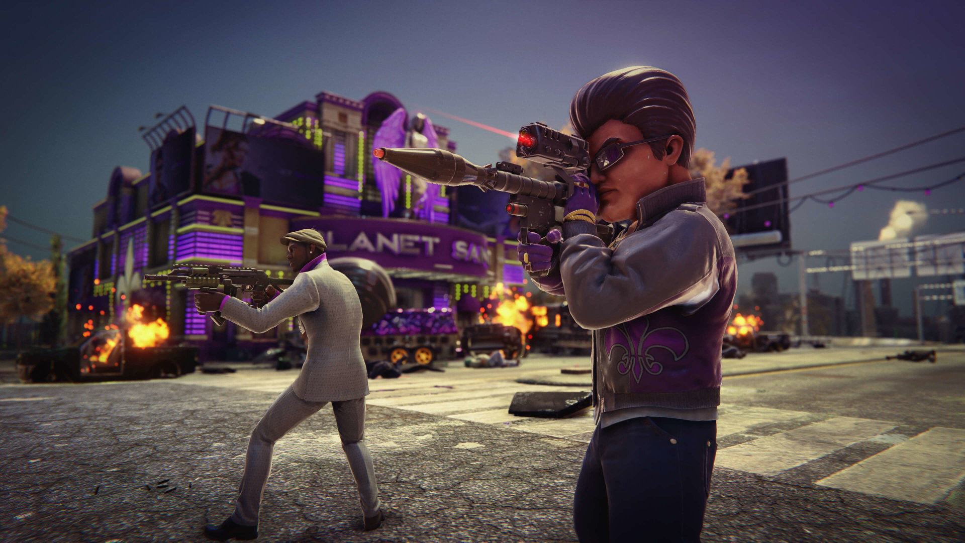Saints Row: The Third Remastered revealed by leak | Rock Paper Shotgun