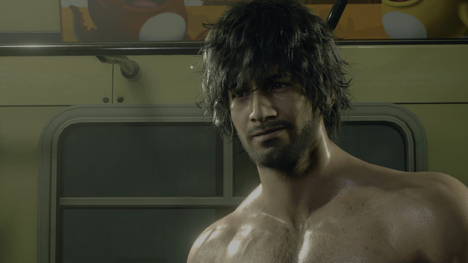 Here S A Shirtless Carlos Mod For Resident Evil 3 Rock Paper Shotgun