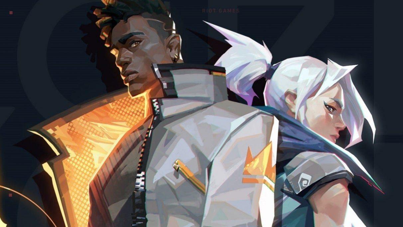 Valorant characters - Phoenix