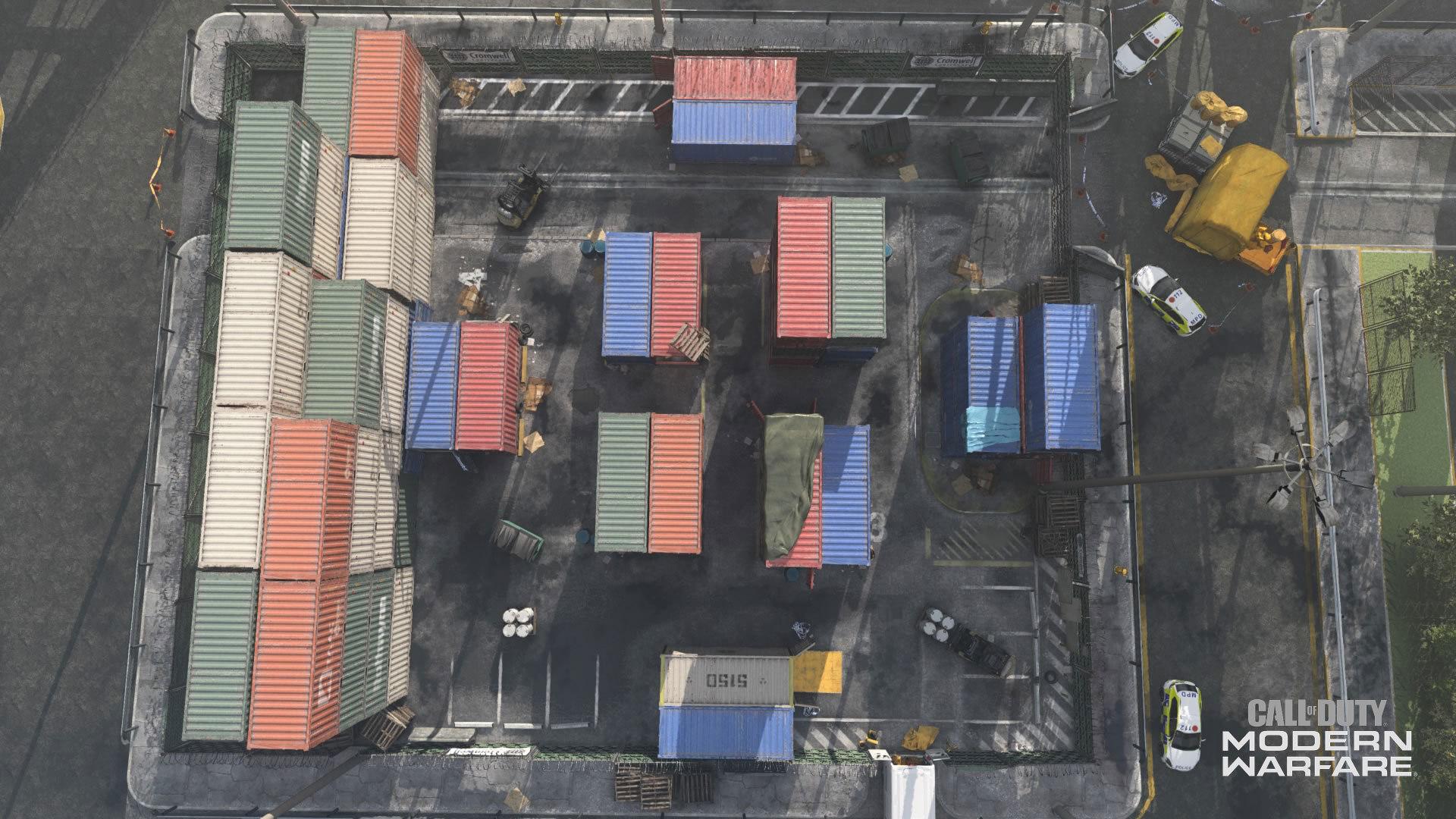 Call Of Duty: Modern Warfare's crowded April Fool's Shipment playlist returns