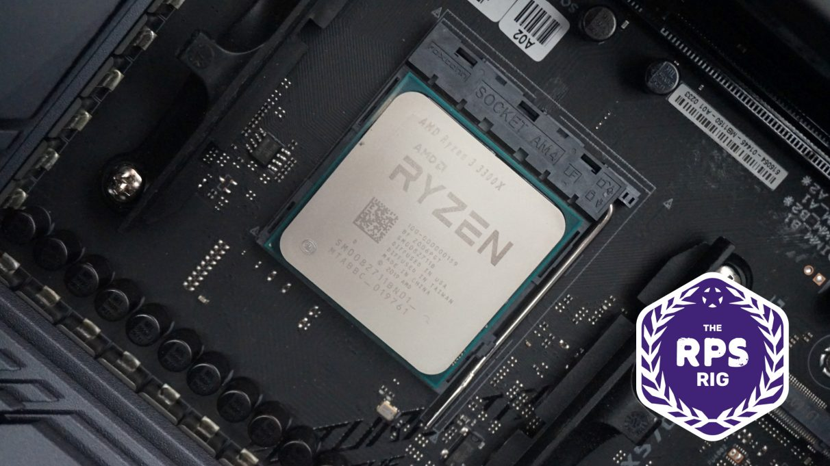 The AMD Ryzen 3 3300X is our best gaming CPU pick for those on a budget.