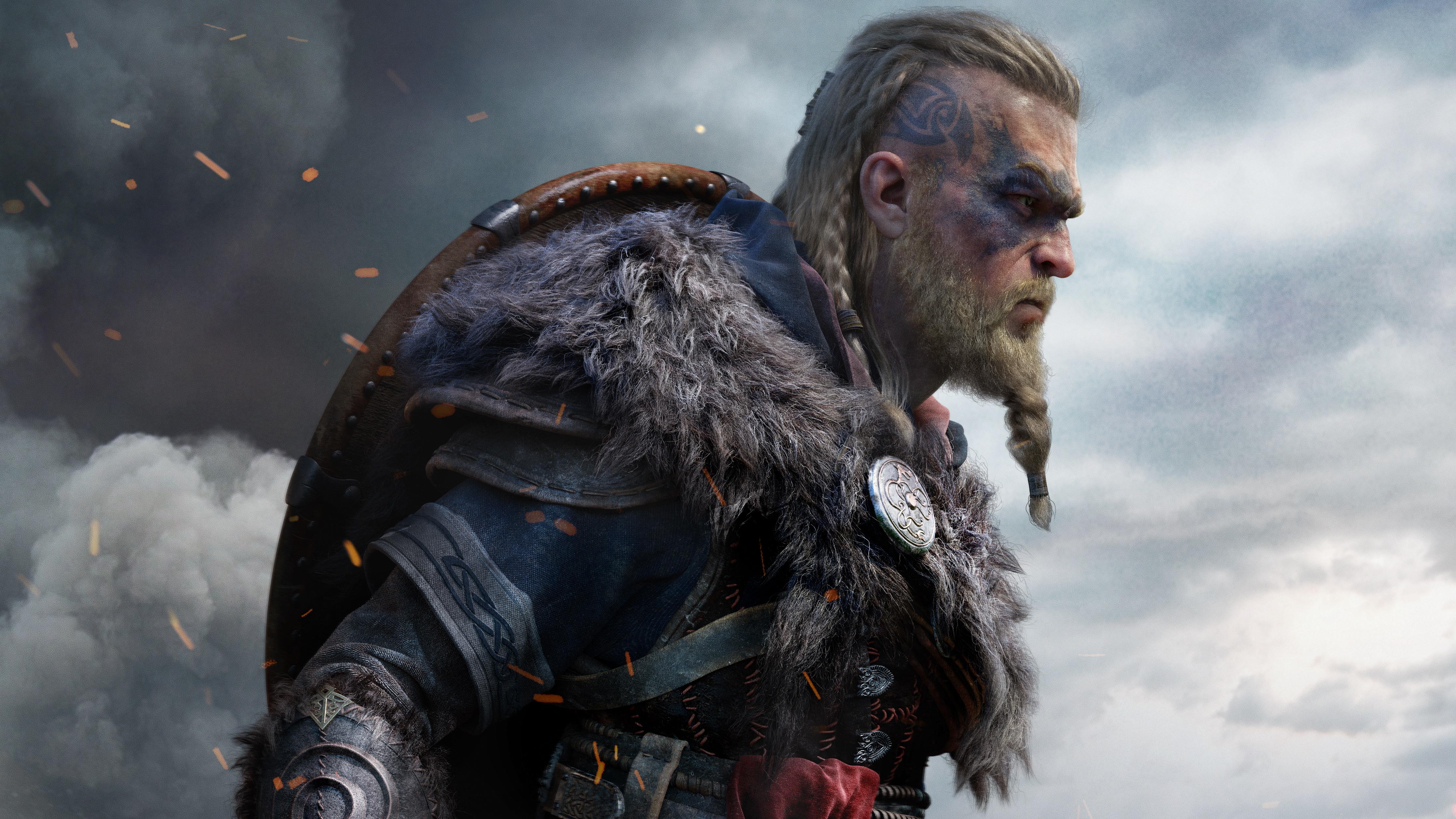 Ragnar Lothbrok Won T Show Up In Ac Valhalla Rock Paper Shotgun