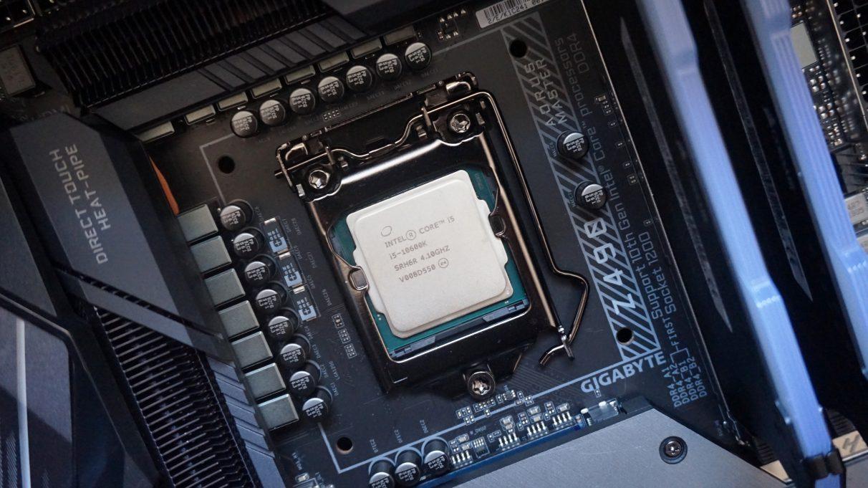 Intel Core i5-10600K - наш лучший игровой процессор на 2020 год