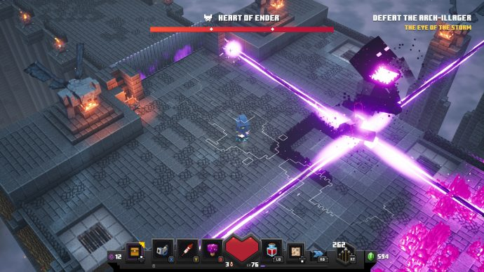 Minecraft Dungeons boss guide