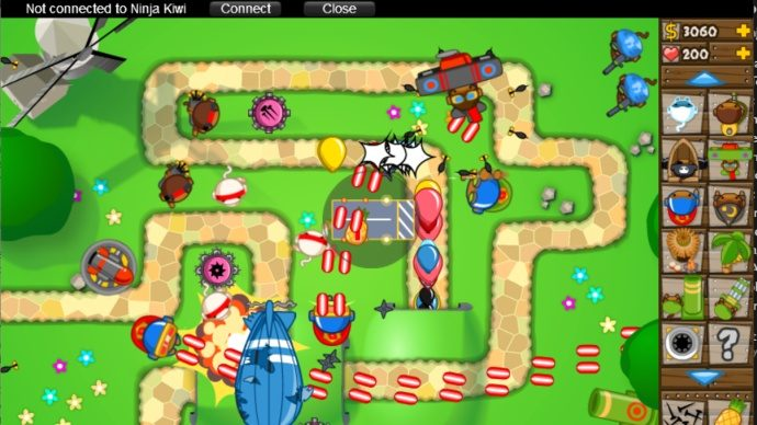 Bloons TDS - best Flash game