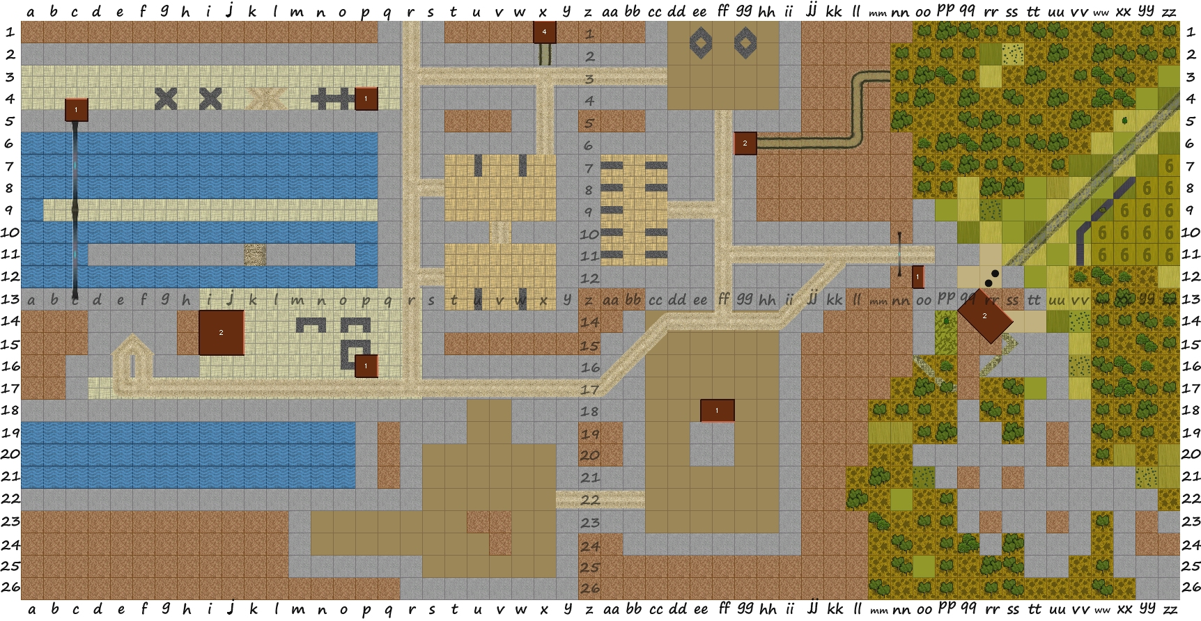 Colonel Croesus: Turn 8