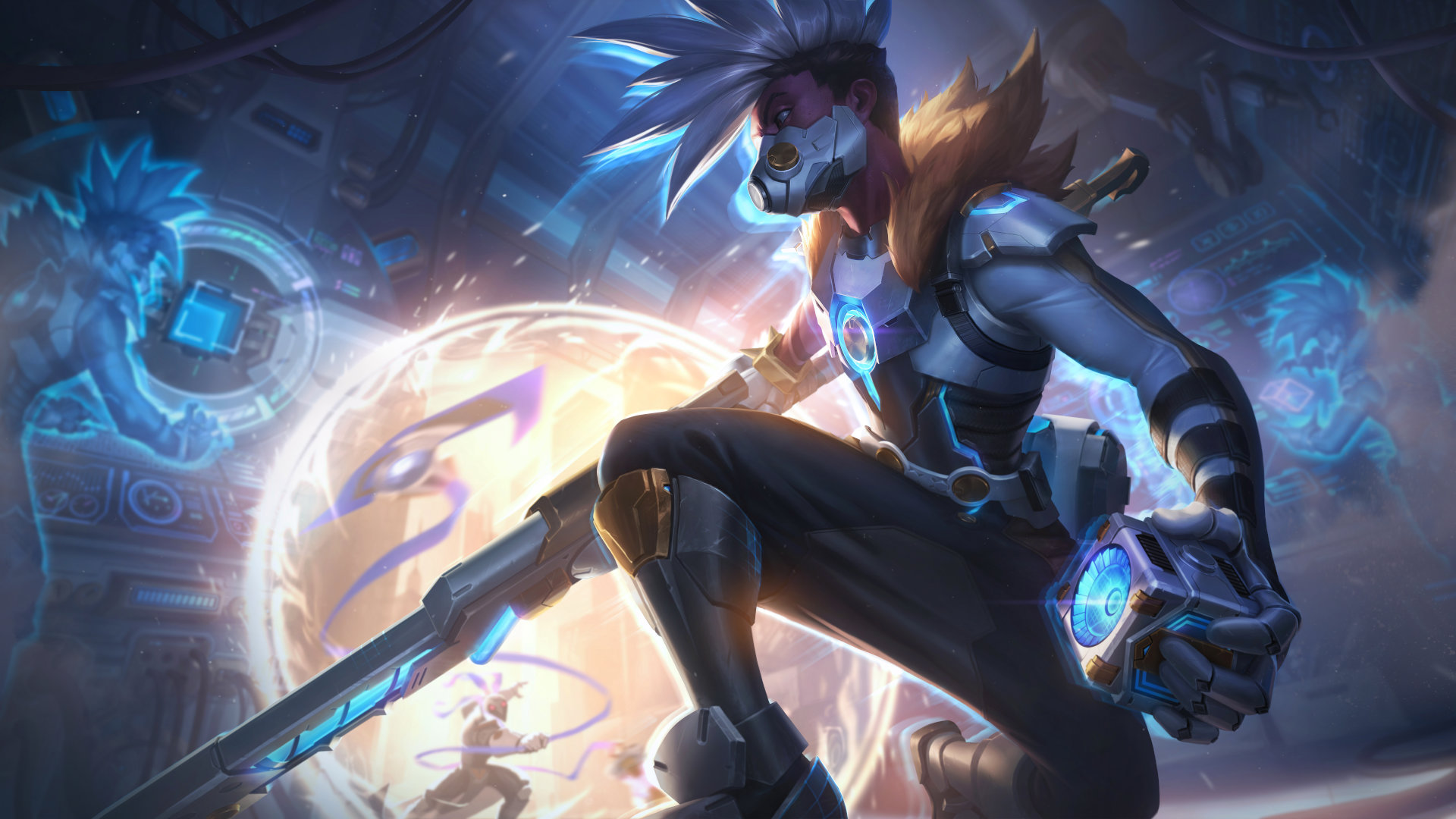 Pick URF returns to League of Legends ...