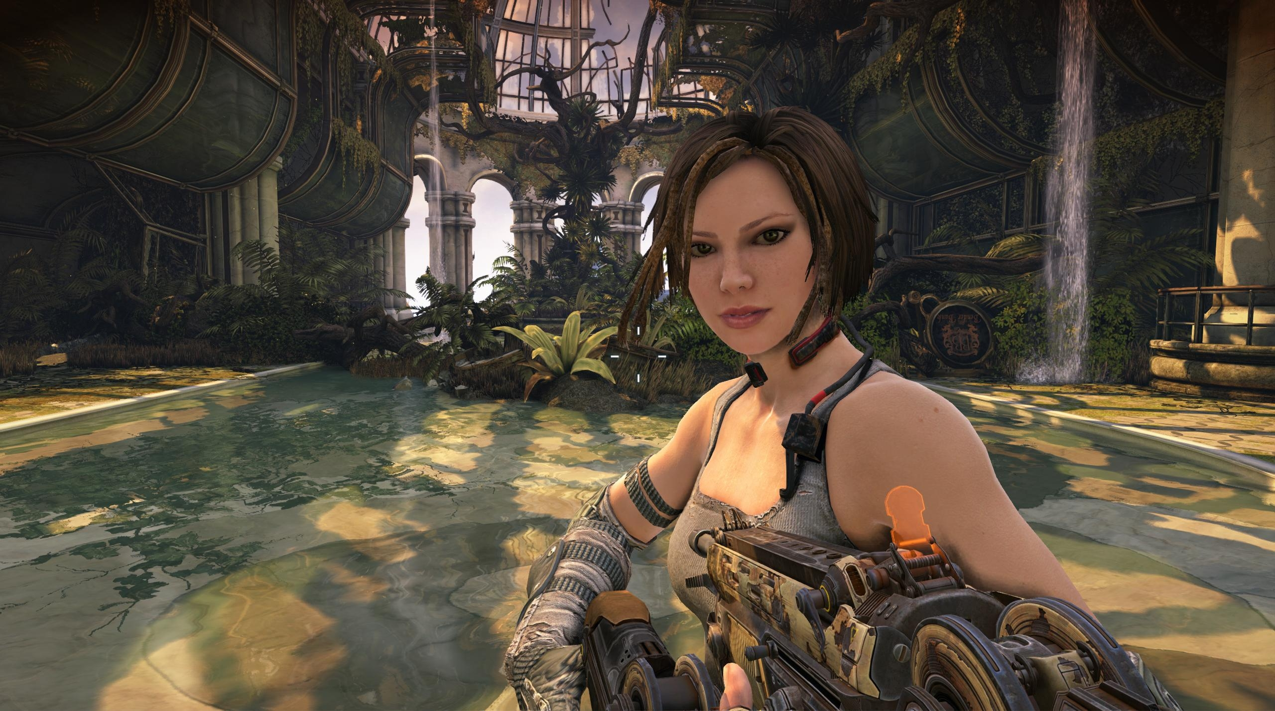 Bulletstorm Is Best When It S Being Offensively Stupid Not Stupidly Offensive Rock Paper Shotgun