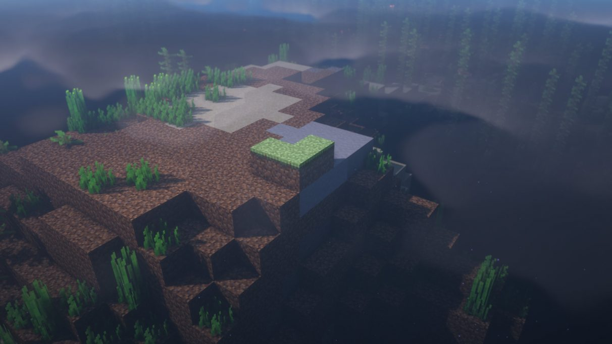 Best Minecraft Seeds 1.16.1 - Smallest Island Ever