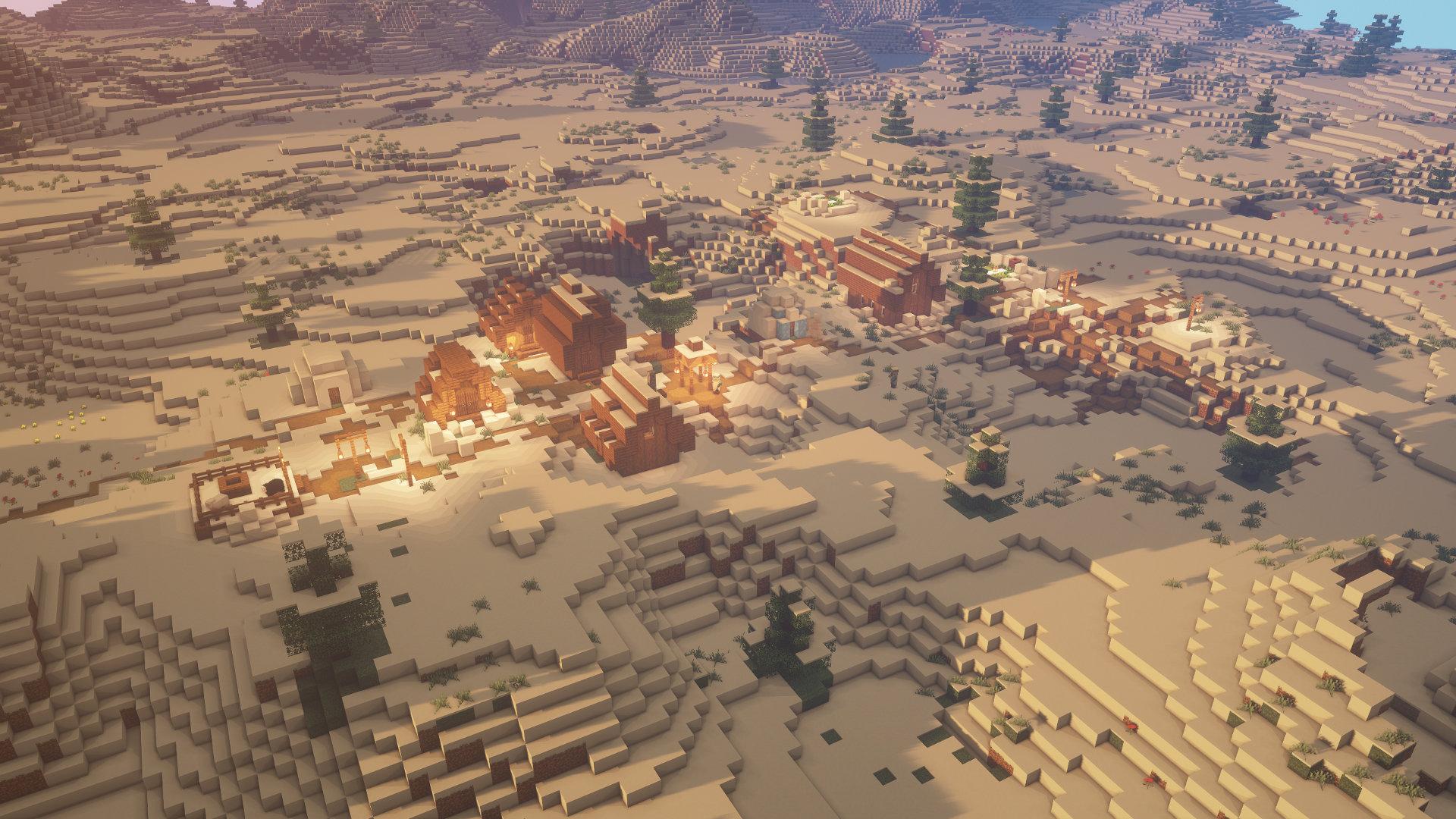 Best Minecraft Seeds 1 16 1 Rock Paper Shotgun Mokokil
