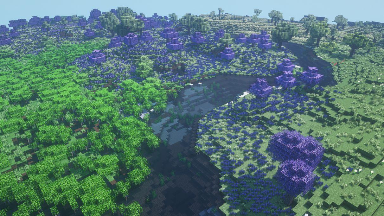 Minecraft mods - Biomes O' Plenty