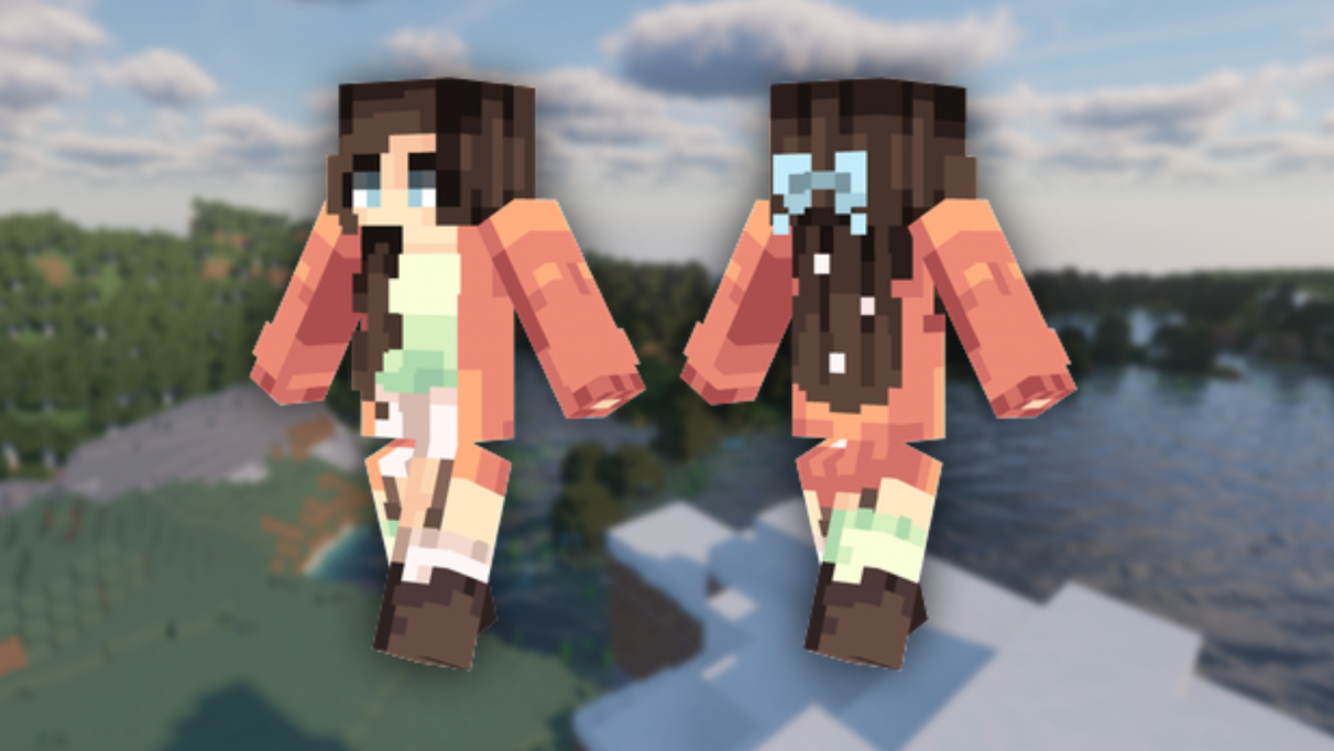 Wander - Cute Minecraft skins