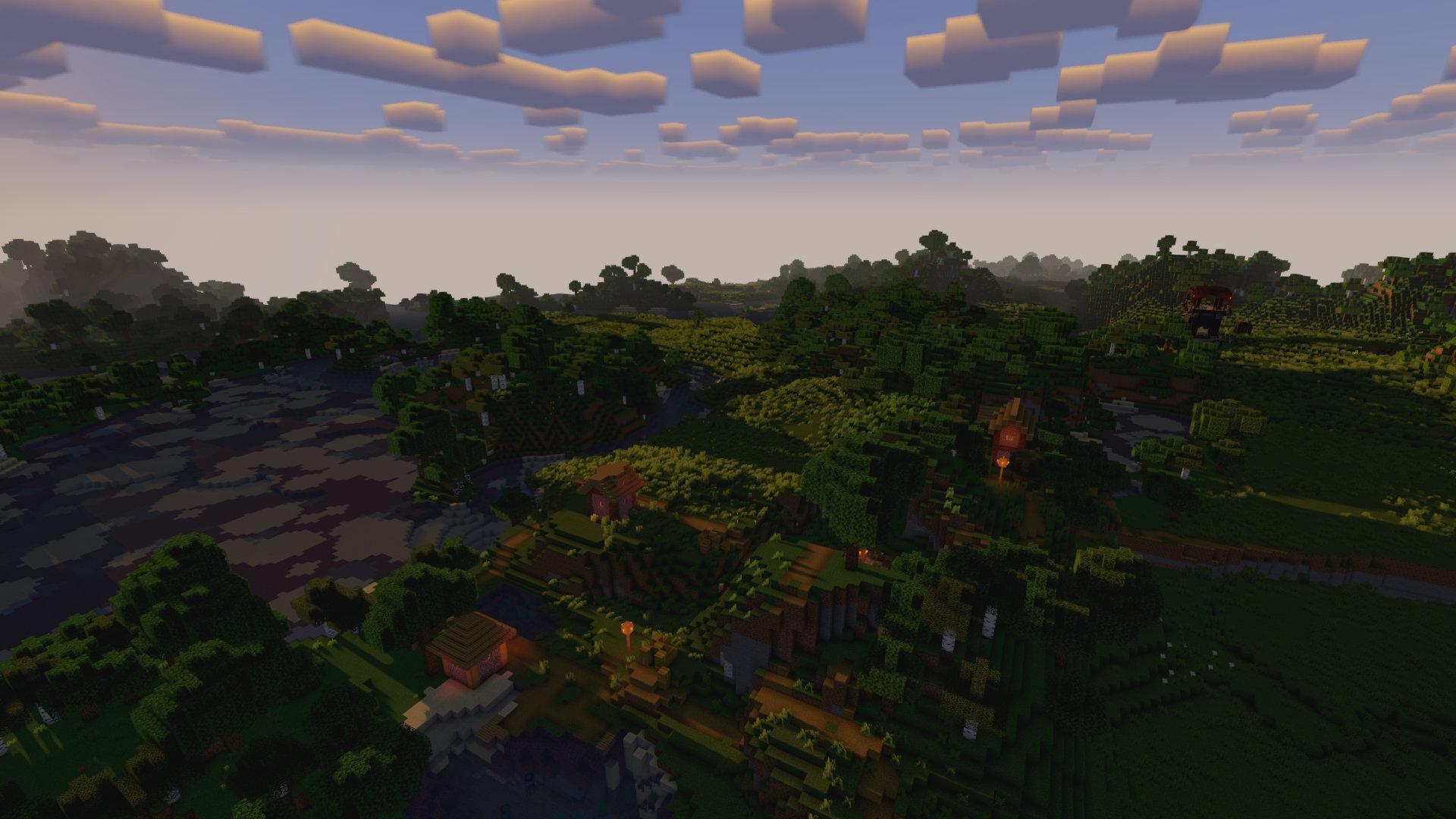 Best Minecraft Shaders 1 16 1 Rock Paper Shotgun State Of Press