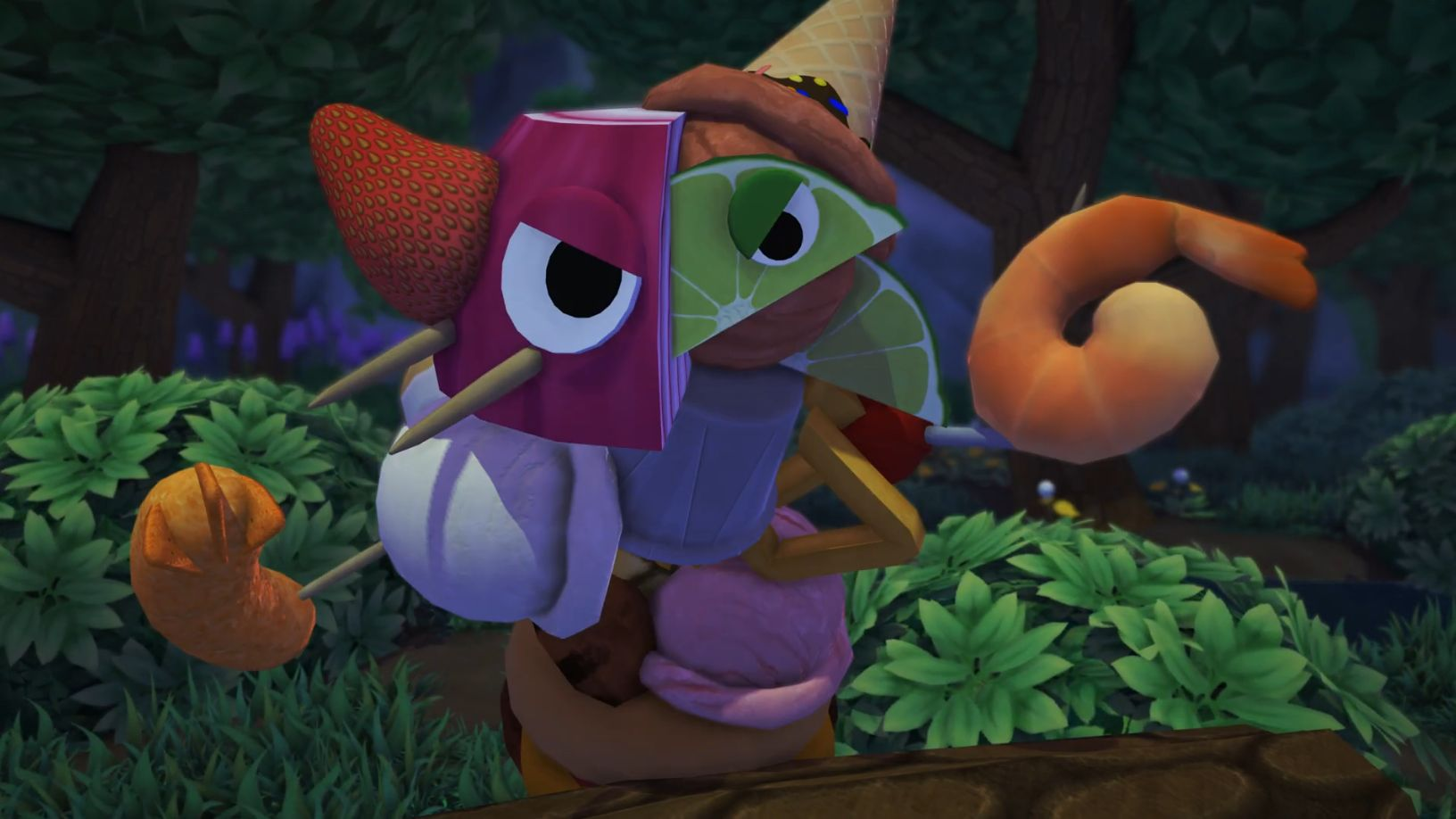 Bugsnax Devs Explain Their PS5 Game Following Bizarre Reveal