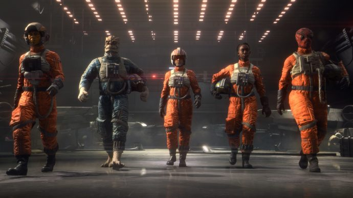 Best A-wing loadout in Star Wars: Squadrons