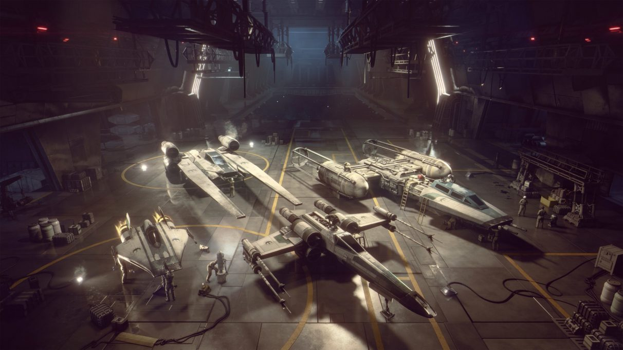 Best Y-wing loadout in Star Wars: Squadrons