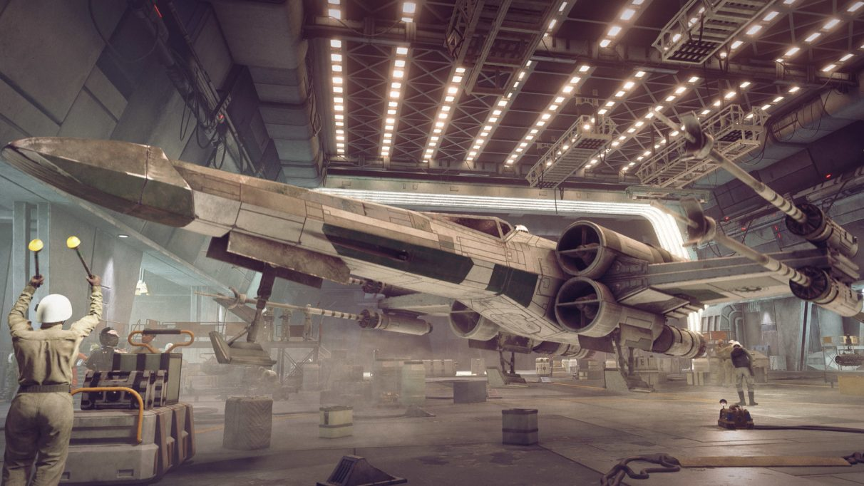 Best X-wing loadout in Star Wars: Squadrons