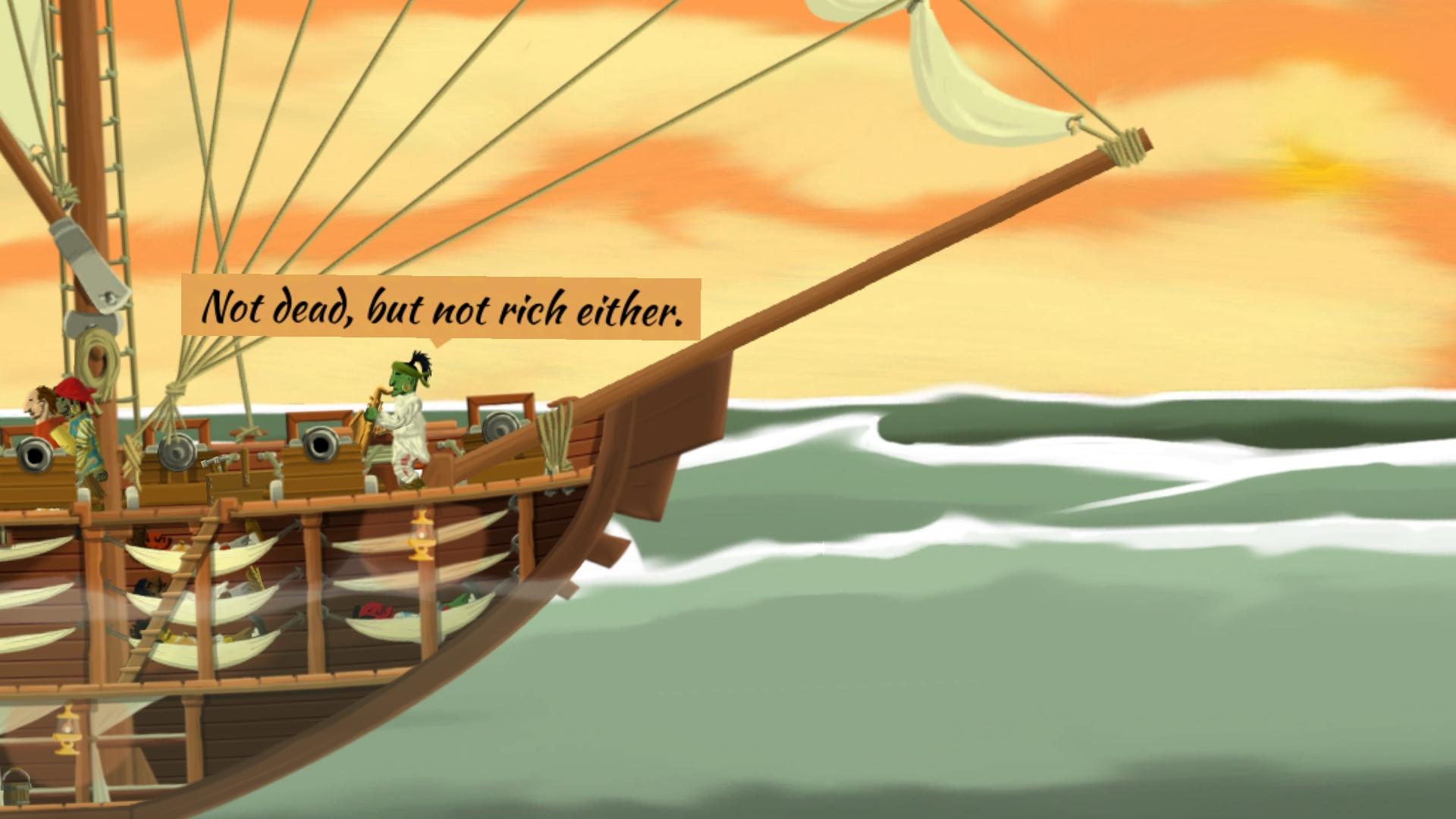 steam summer festival a pirate quartermaster 2