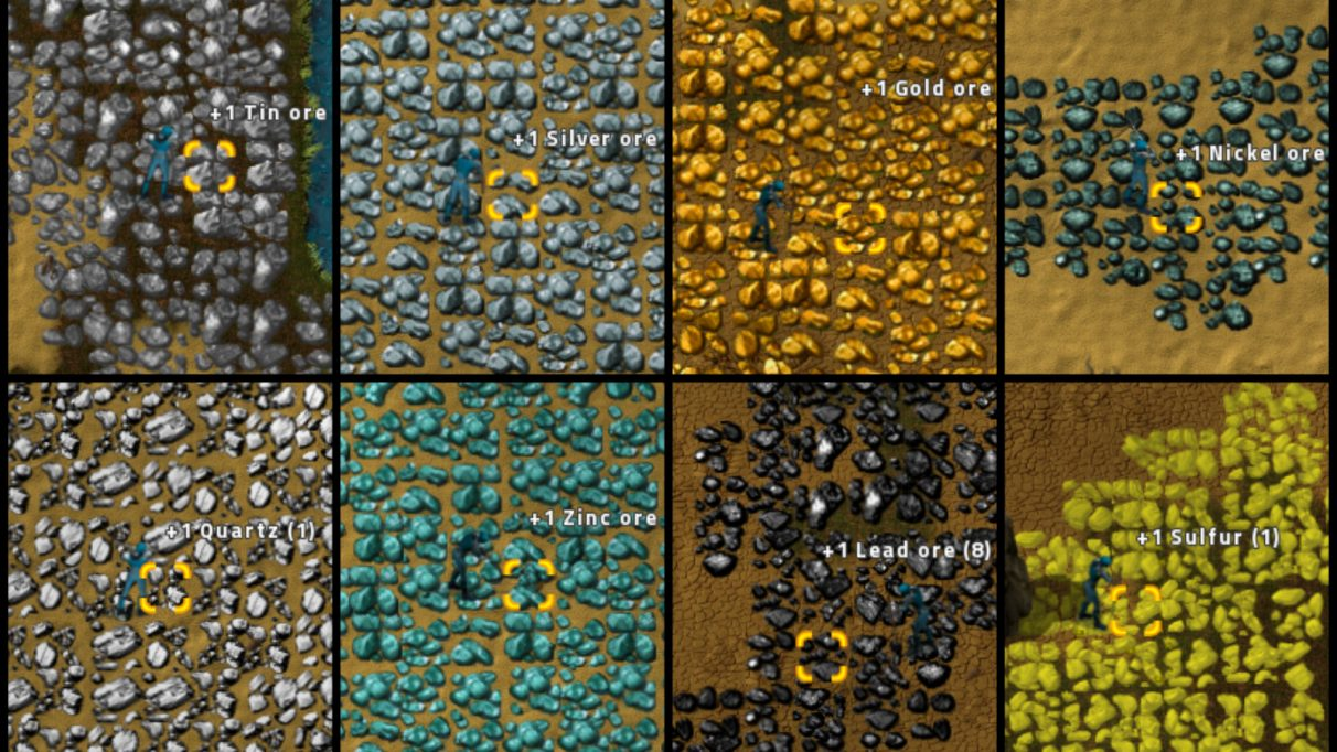 Bob's and Angel's Mods work best together, adding an enormous amount of complexity and challenge to the base Factorio game.