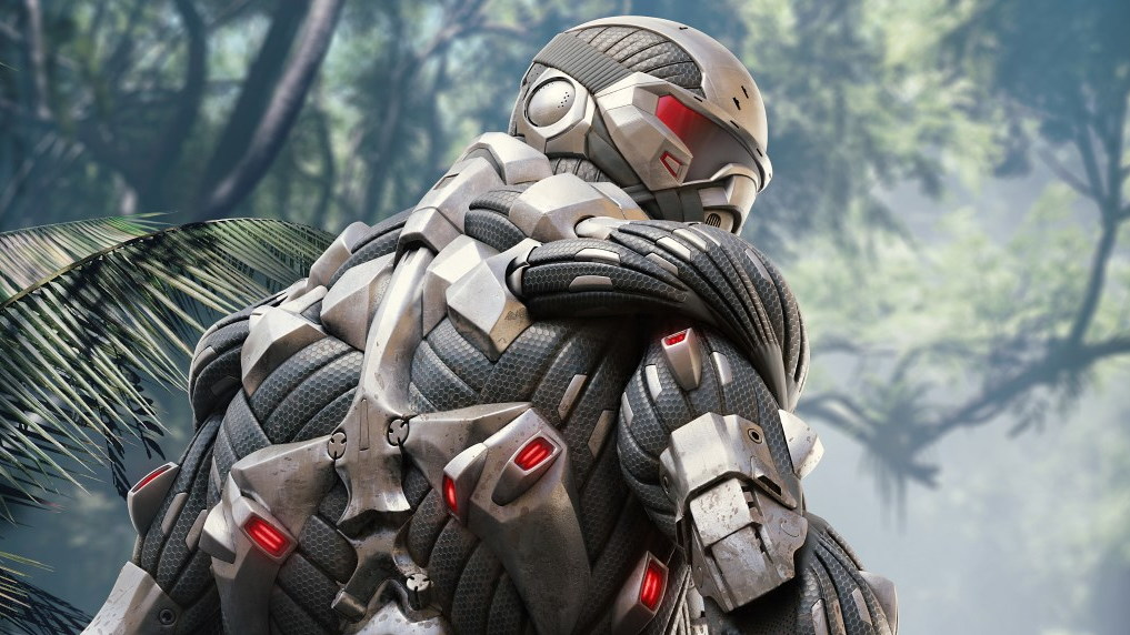 Artwork for Crysis Remastered.