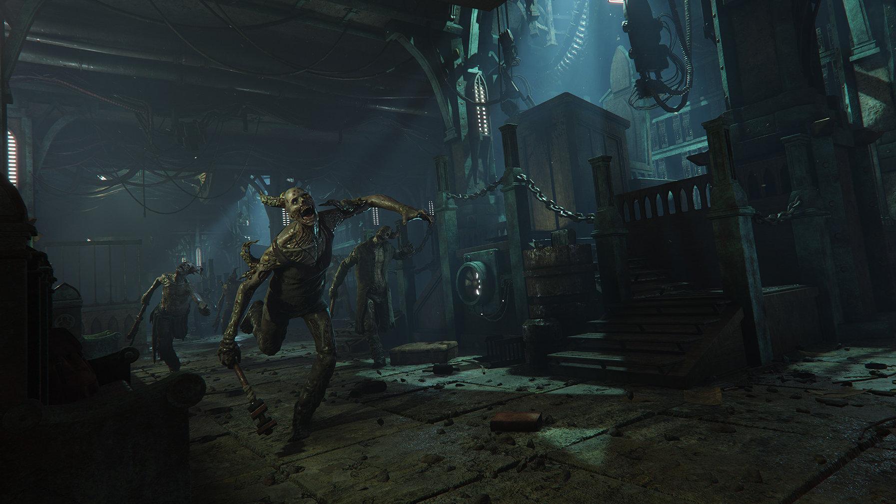 Fatshark announce grimdark co-op romp Warhammer 40,000: Darktide | Rock Paper Shotgun