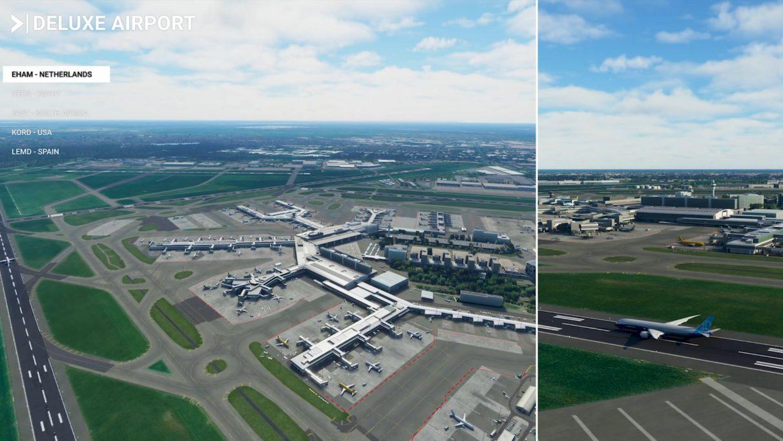 EHAM - Amsterdam Airport Schiphol (Netherlands)