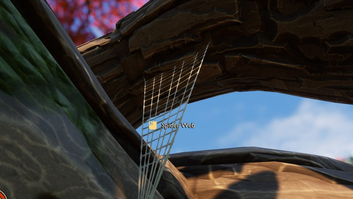 Spider Silk can be obtained either by killing Spiders or by harvesting Spider Webs in Grounded.
