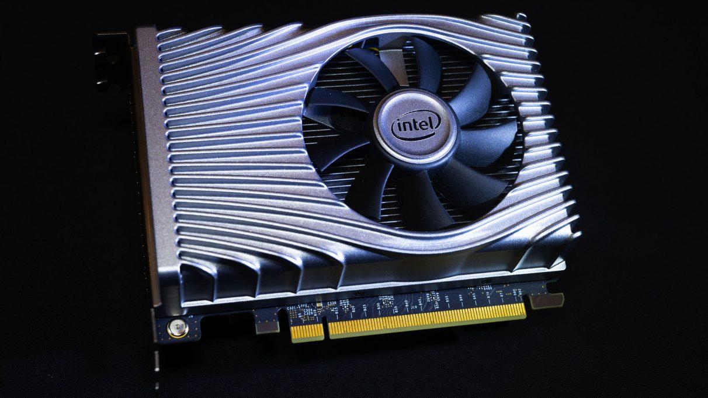 Foto kendaraan pengembangan perangkat lunak (SDV) Intel DG1 dari CES 2020.