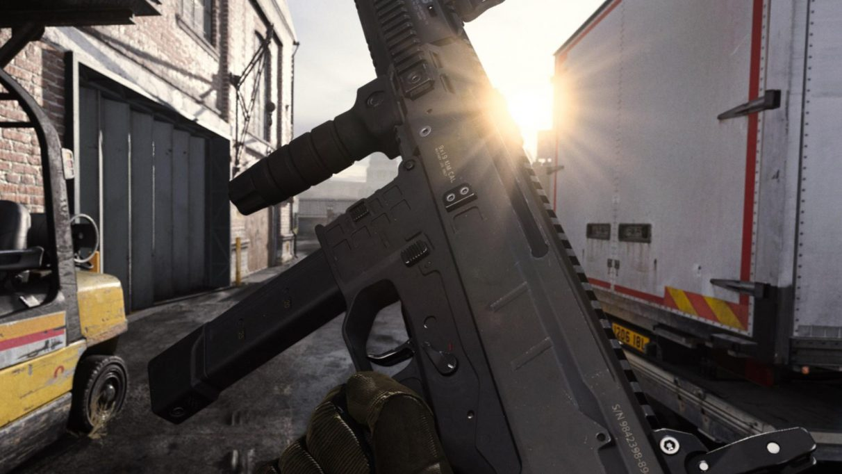 The ISO is a close-quarters SMG added at the beginning of Warzone Season 5.