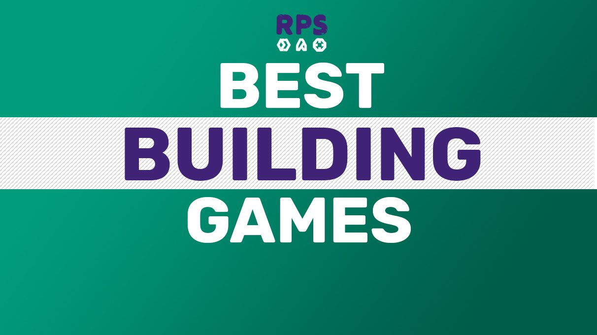 Best building games on PC header image