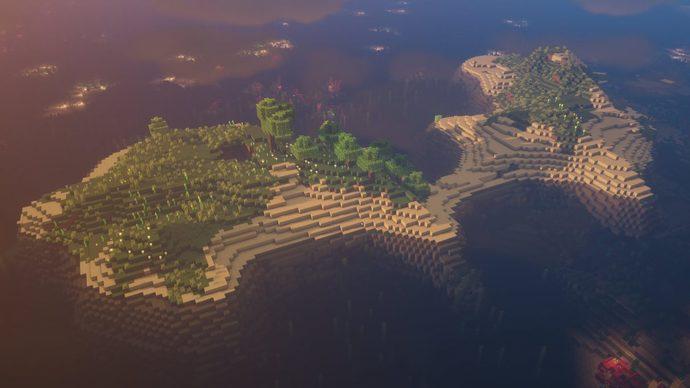 Island & Mesa