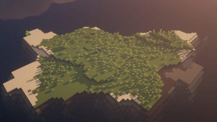 The 30 Best Minecraft Seeds 1 16 3 Rock Paper Shotgun