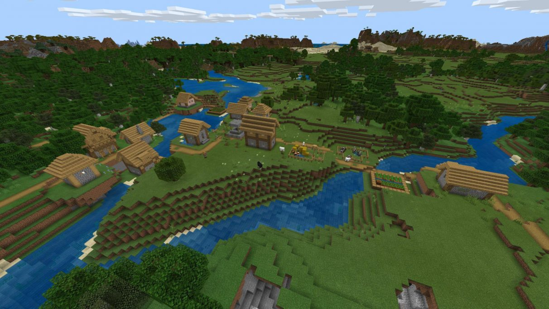 Village Roof Spawn