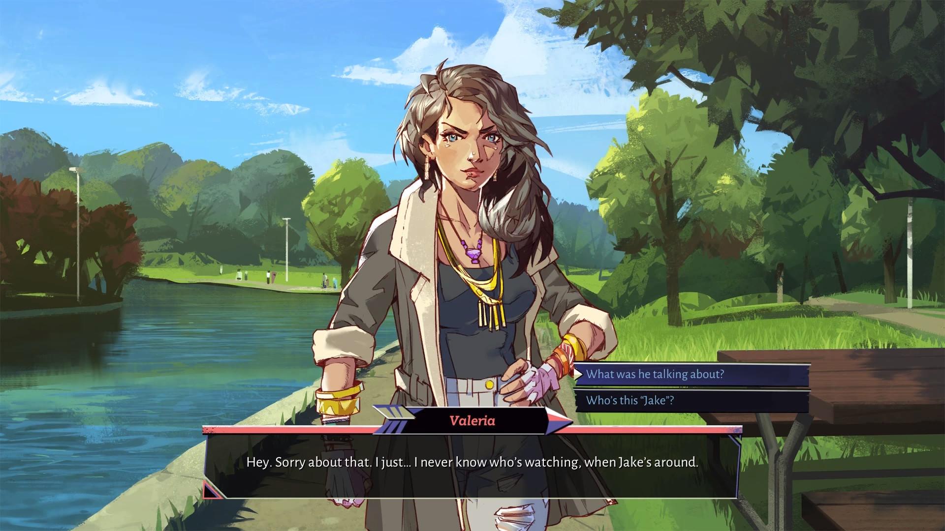 Boyfriend Dungeon screenshot.