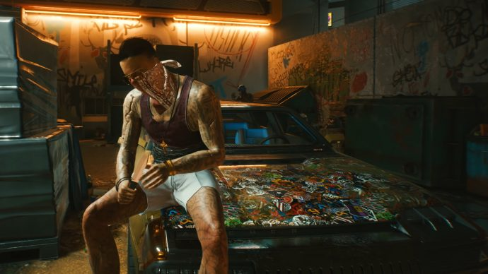 Valentinos are a powerful and territorial gang in Cyberpunk 2077, known for their sense of honour and family.