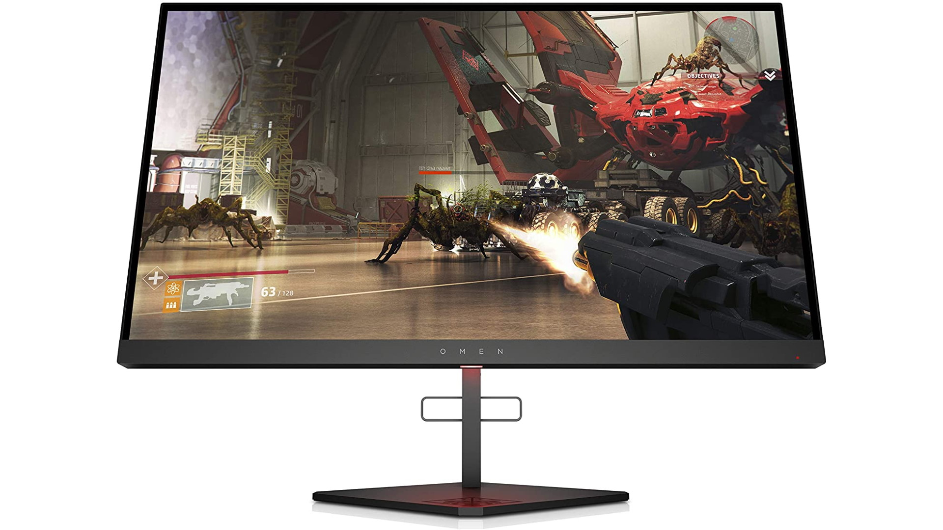 An image of the HP Omen X 25f.