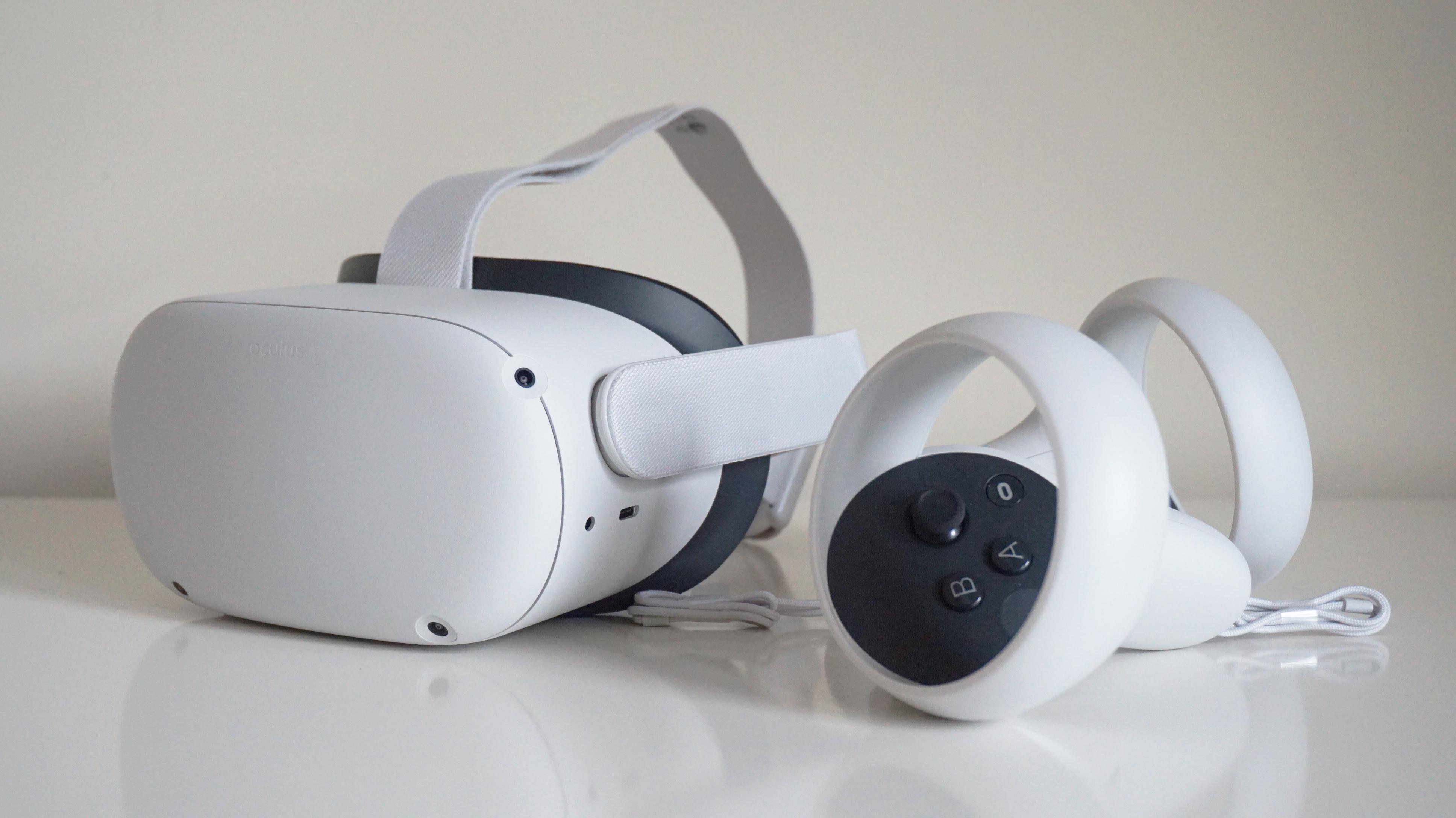 Oculus Quest 2 review: a worthy successor to the Rift S | Rock Paper Shotgun