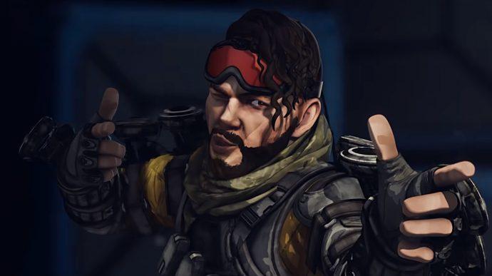 A screenshot of Mirage being Mirage.