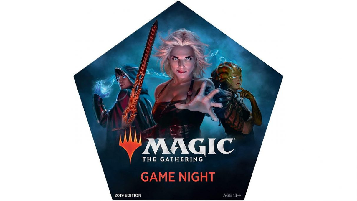 The Magic Game Night multiplayer box.