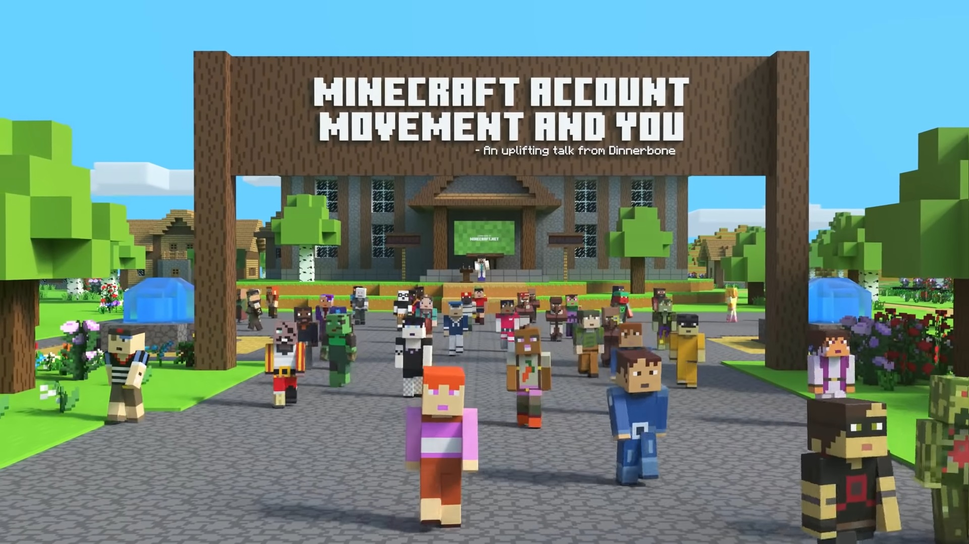 Minecraft Java Edition will require a Microsoft account starting