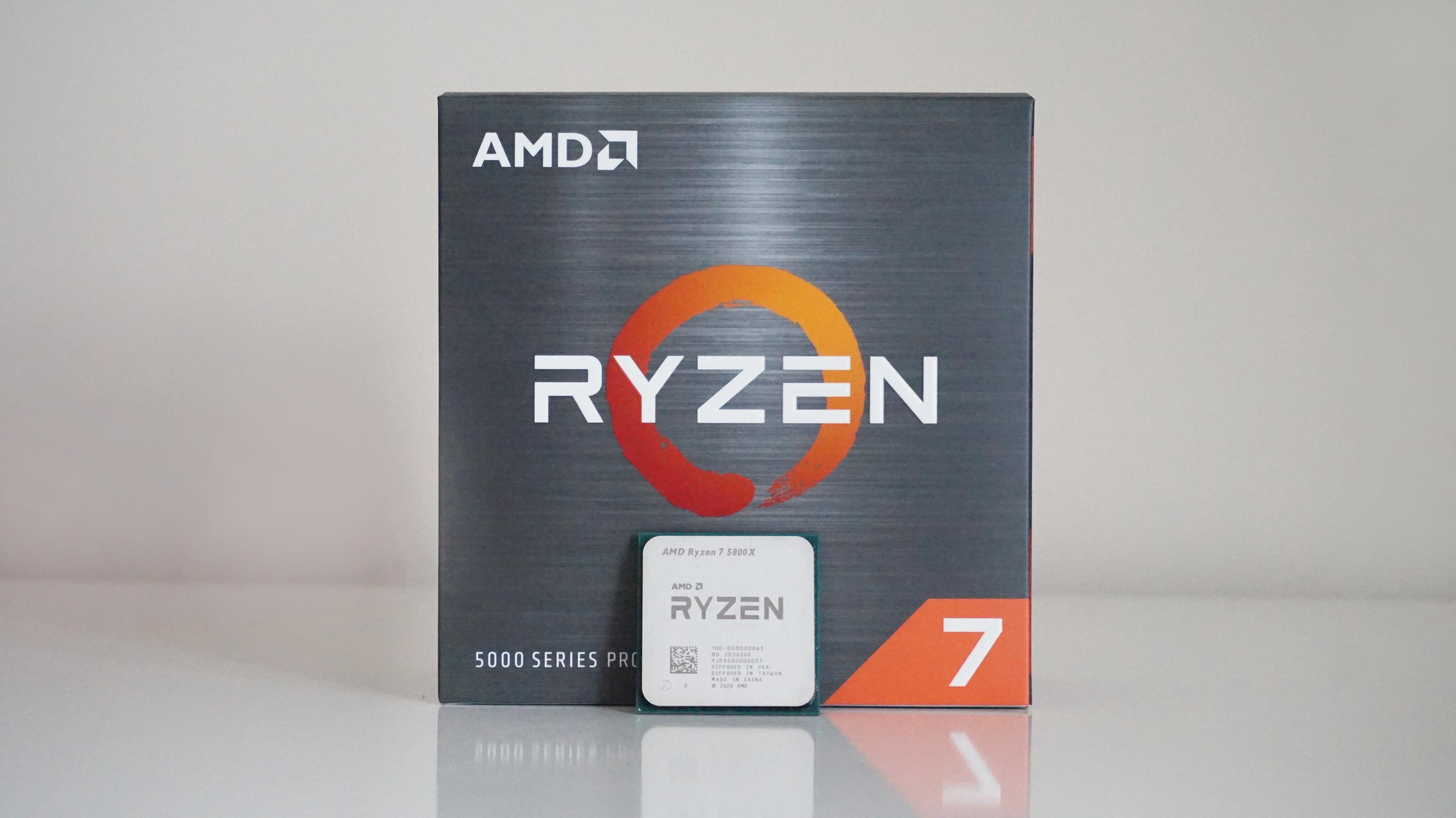 AMD Ryzen 7 5800 можно легко разблокировать до 5800X