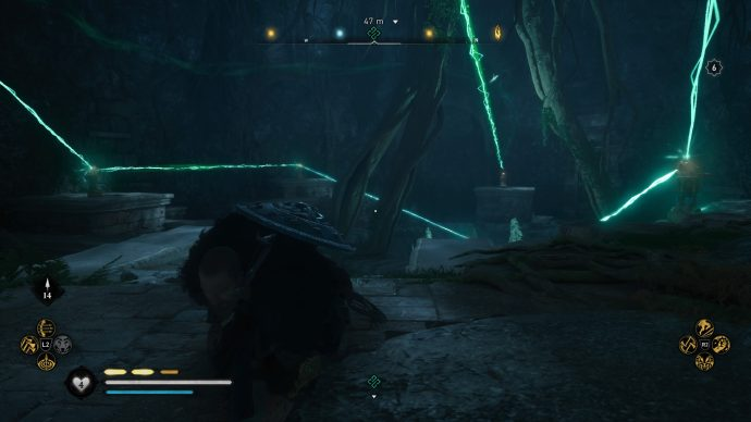 The solution to the Well of Urd puzzle in Assassin's Creed Valhalla