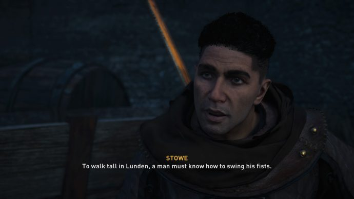 Stowe in Assassin's Creed Valhalla