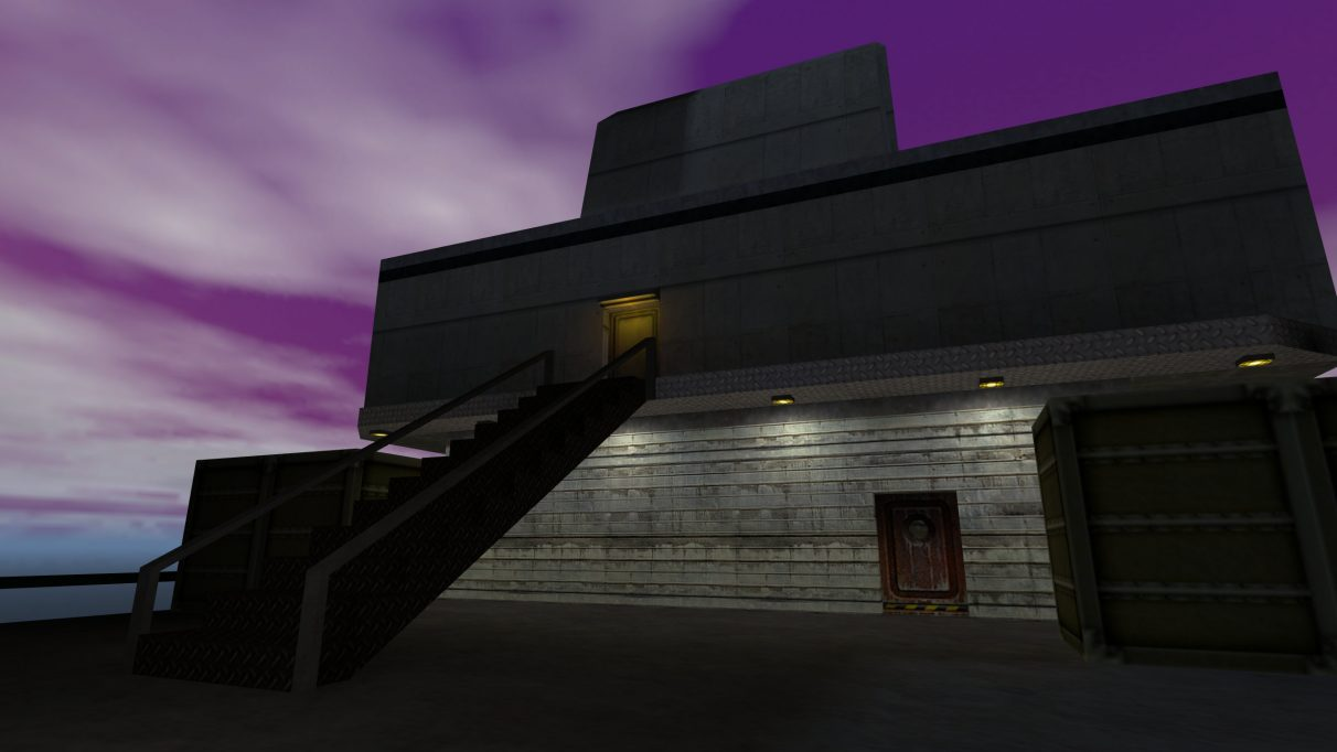 Screenshot of the Counter-Strike map cs_ship.