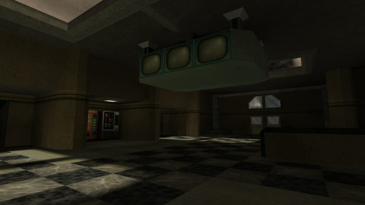 Screenshot of the Counter-Strike map cs_station.